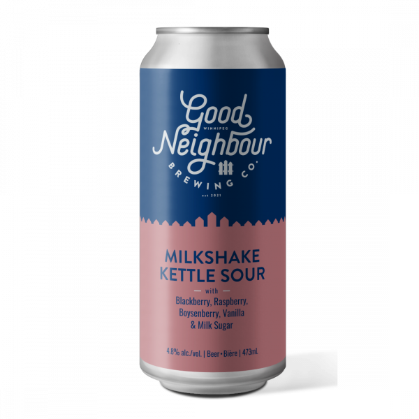 Milkshake Kettle Sour - Bumbleberry Blend
